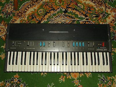 junost 1122 USSR vintage Soviet organ electro synth synthesizer