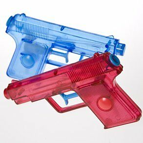 Super Squirter Water Pistol 2 pack