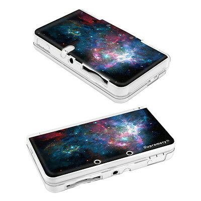 Supremery New Nintendo 3DS Case Hülle Kunststoff-Shell Hard Cover - Galaxy 4