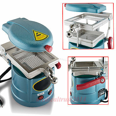 US NEW  1000W Vacuum Forming Molding Machine Former Dental  LAB Equipment