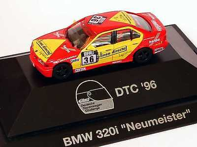 1:87 BMW 3 Series 320i E36 Dtc 1996 Nr.36 Michael Neumeister - Herpa 036771