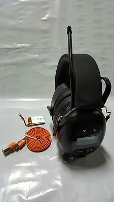 Bullant Am/fm Aba940 Noise Cancellation + Rechargeble Battery + Usb Charger Pk