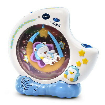 Musical Dreams Light Projector Baby Bedroom Toddler Infant Sleep Free Shipping