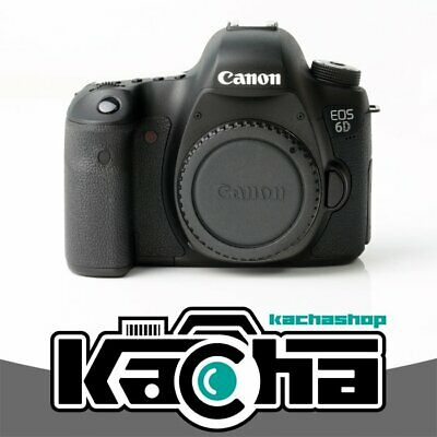 SALE Canon EOS 6D Body ONLY (WG)