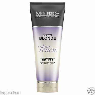 John Frieda Sheer Blonde Colour Renew Shampoo 250ml