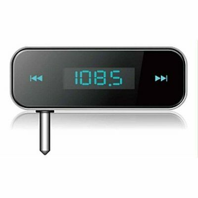 Build-In Battery Audio FM Transmitter For iPhone 5/ iPod/ iPhone 4/ iPhone 6D