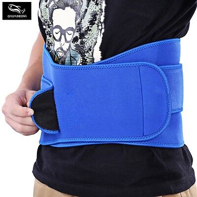 Breathable Weightlifting Belt Waist Back Support Boxing Exercise FitnessTraining