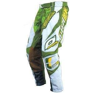 "Oneal Hardwear Racing Motocross Trousers Pants Three Colours 28"" Waist New Price"