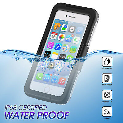 Waterproof IP68 phone Case Underwater shell Cover For APPLE  iPhone 6 Plus 7 8 X