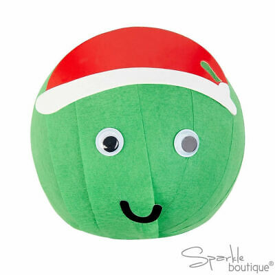 PEEL THE SPROUT - Novelty Xmas Game -Like Pass the Parcel/Advent Calendar- Party