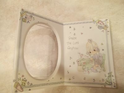 Precious Moments Picture Frame - Praise the Lord Anyhow