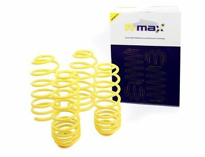 VW Transporter T5 2.0 03-On - A-max Suspension Sports Lowering Spring Kit -35mm