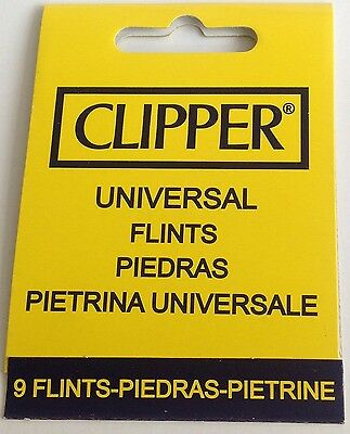 CLIPPER Lighter Flints Universal For All Lighters Types