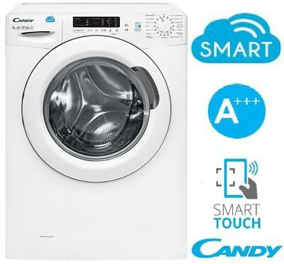 Lavatrice 8 Kg 1200 Giri A+++ Smart Touch Cs1282D3-01 Candy Farago'