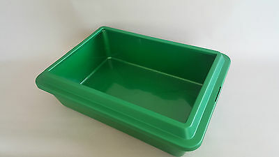 Dog Cat Litter Tray Toilet with Rim Great Quality Box Easy to Clean Pet Indoor