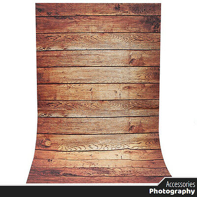 Photography - Dark Wood Grain Photography Background For Studio Photo 90 x 150cm