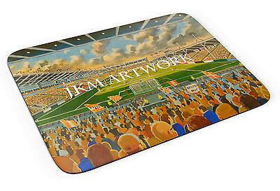 Bloomfield Stadium Art Mouse Mat - Blackpool FC