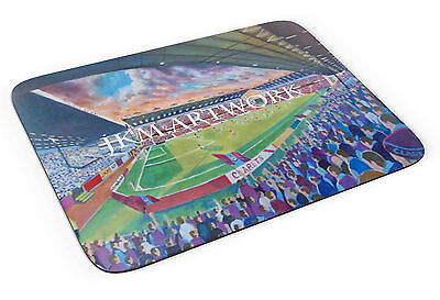 Turf Moor Stadium Art Mouse Mat - Burnley Football Club