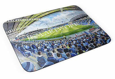 Proact Stadium Art(2) Mouse Mat - Chesterfield FC