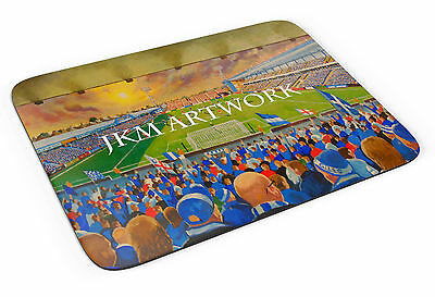 Priestfield Stadium Art Mouse Mat - Gillingham FC