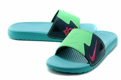 2b737ef72078 NIKE SOLARSOFT KD Slide Shoes Size 12 Brand New In Box 631402 363 ...