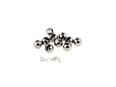 Nickel Small Slotted Tungsten Beads | Choice of Sizes