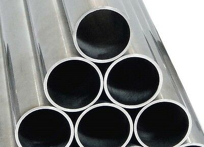 "Stainless Steel 304 DP - 3"" 76mm x 1.5mm Exhaust Pipe Repair Tube x 250mm"