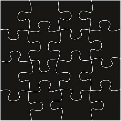 Marianne Design CRAFTABLES Cut Emboss Die JIGSAW PUZZLE 10 x 10cm CR1342