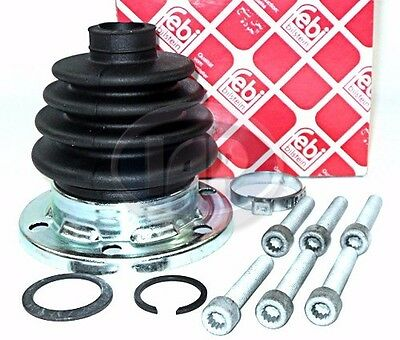 VW Bus Vanagon T2 FEBI Rear Axle Boot Kit CV Joint Boot Kit 251598201 Germany