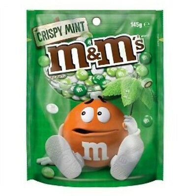 M&m's Crispy Mint 145g x 12
