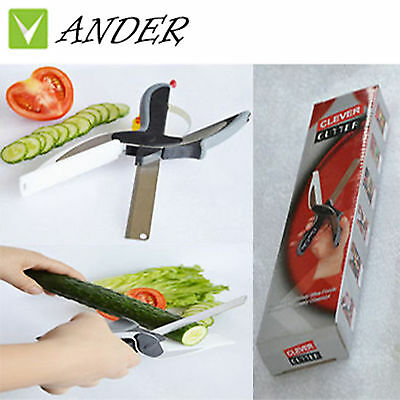 Professional Stainless Steel Scissors Vegetables- Fruit Food Cutting Shears Tool