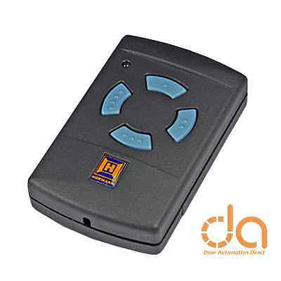 Hormann Hsm4 4 Channel Blue Button Remote 868Mhz