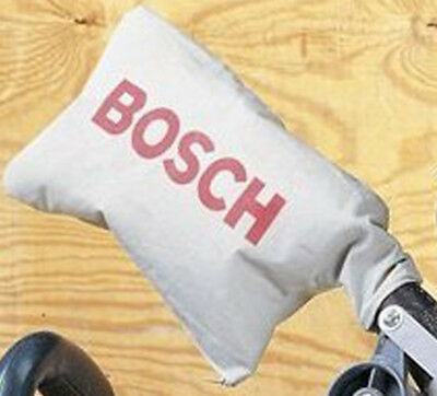 Bosch 4310, 4410, 4410L Miter Saw Replacement Dust Bag & Elbow # MS1232