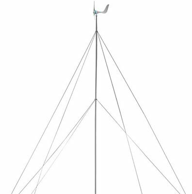 Wind Generator Turbine 30' Tower Kit for Sunforce / Coleman / Primus / Other