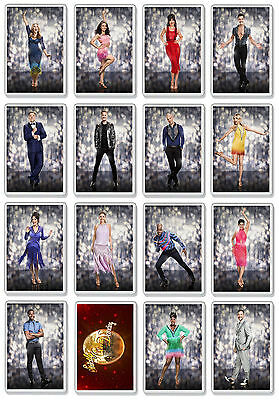 Strictly Come Dancing Classic Tv Show And Dvd Fridge Magnets Great Gift