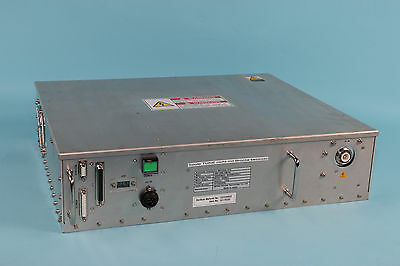 ADTEC Plasma Technology/ Model AMV-4000-40M-EH/ 4000W/ 40.68 MHz