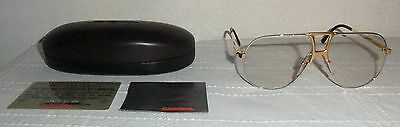 The Boeing Collection By Carrera 5731 Vintage Eyeglasses For Men/new/very Rare