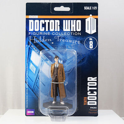 Doctor Who TENTH DOCTOR Collectible Resin Figure No. 8