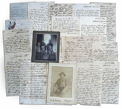 Civil War Archive by Frederick Meyer Aboard the U.S.S.