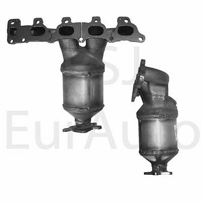 BM91424H Quality Replacement Type Approved Exhaust Manifold Catalytic Converter