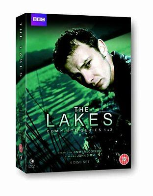 The Lakes - Complete Series 1 and 2 - NEW DVD