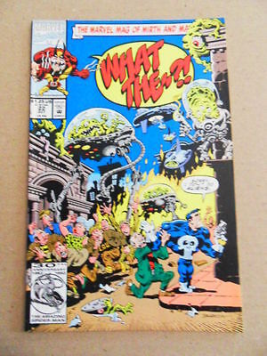 What The - - ?!  22. Marvel  1992  -   VF