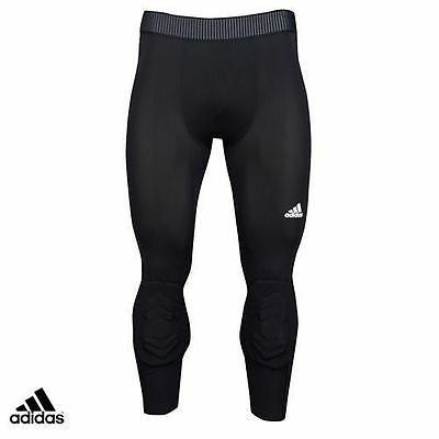 Adidas Black Techfit 3/4 Compression Tights for Men Gym Activewear  Fitness UK