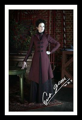 Eva Green - Penny Dreadful Autographed Signed & Framed Pp Poster Photo 1