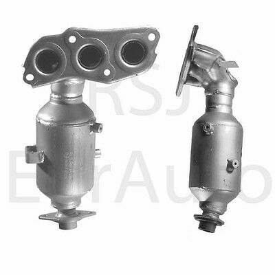BM91263H Catalytic Converter CITROEN C1 1.0i 12v (1KR-FE engine) 6/05-7/12 Euro4