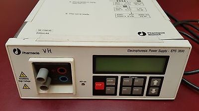 Pharmacia Electrophoresis Power Supply EPS 3500