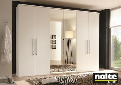 kleiderschrank nolte m bel germersheim horizont 6000 b 280. Black Bedroom Furniture Sets. Home Design Ideas