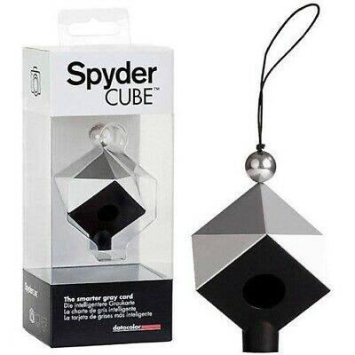 Datacolor SpyderCube - 3D Cube for RAW calibration  (58.4230)