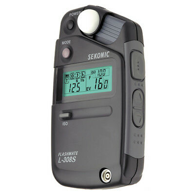 Sekonic Flashmate L-308S Light Meter   (10-L308S)