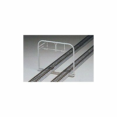 TOMIX N Scale :3050 Overhead Wire Mast for Double Tracks (pipe type/set of 24).